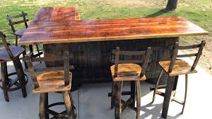 custom wine barrel furniture at heart customs home whiskey vintage for outdoor