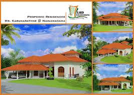 sri lanka house construction and house plan
