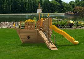 poly and wooden playset manufacturer in amish country ohio