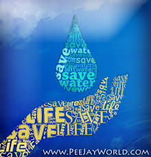 peejay world save water save life save water save life