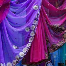 The primer does not allow the paint to be absorbed. Saree Decoration 101 Ideas To Decorate Old Sarees To Make Them Look New If They Are Past Saving Use Them To Create Something New 2020