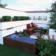 RELAXING OUTDOOR SPA IDEAS FOR YOUR HOME