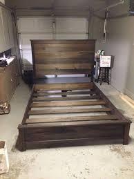 diy wood frame headboards unique 272 best furniture build it images on