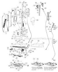 photos of oreck xl vacuum parts diagram