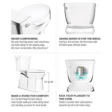 features to consider when ing a toilet