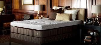 Stearns and foster logo Pillow Top Stearns Foster Lux Estate Hybrid Ebay Stearns Foster Bedding The Sleep Center Miramar Beach