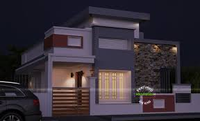 Perfect Small House Design Small Modern House Plan For A Small Family