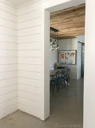 things i ve learned about painting shiplap