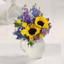 pretty as a pitcher in tulsa ok westside flowers gifts