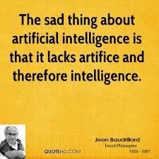 Artificial Intelligence Quotes. QuotesGram