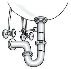 bathroom sink p trap slide the short side of the p trap onto the tailpiece that bathroom sink p trap