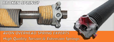 garage door spring repairGarage Door Springs Replacement  Avon Overhead Garage