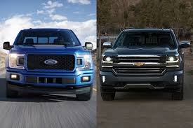 2018 Ford F-150 vs. 2018 Chevy Silverado: Which Is Better? - Autotrader