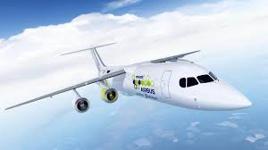 Most Fuel Efficient Light Aircraft Electric Passenger Jets Could Be In Service By 2030 The