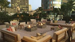 7 Inspirational Rooftop Decking And Terrace Designs For Your Next Commercial Outdoor Dining Areas