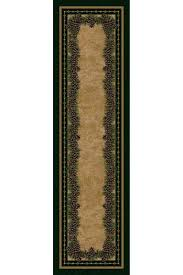 cabin rugs pine mountain lodge style rug runner the s kitchen