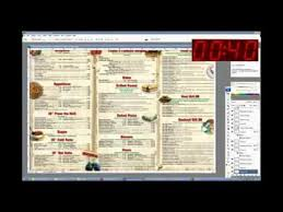 How To Make Restaurant Menu Design Within 2 Hours Youtube