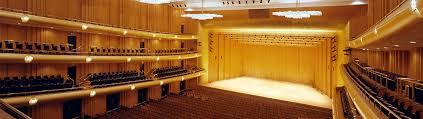 Abravanel Hall Salt Lake County Center For The Arts