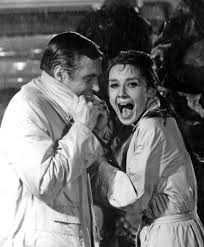 Audrey Hepburn Breakfast At Tiffany S 1961 Starring George