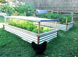 above ground garden build your own ave ground garden x raised bed gardens nice building beds