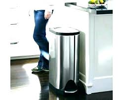 kitchen trash cans modern kitchen garbage cans kitchen trash cans modern interesting kitchen trash cans 13