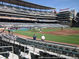 Target Field Seat Views Section By Section