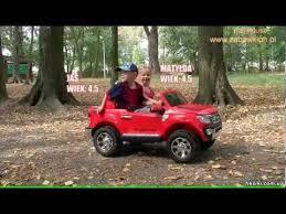 <b>Детский электромобиль Ford</b> RANGER F-150 (KD105), RED ...