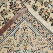 vintage habibian nain persian rug signed weaver habibian