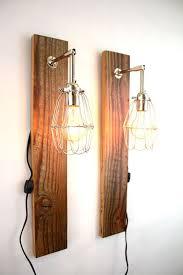 innovative wood wall sconce mason jar light fixture reclaimed wood wall sconce barnwood dream home designer