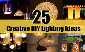 diy lighting ideas. 25 Creative DIY Lighting Ideas Diy A
