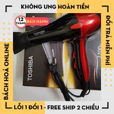 máy sấy tóc 2 chiều 2200w, máy sấy tóc tạo kiểu cho mọi loại tóc siêu bền  chính hãng 129,000đ