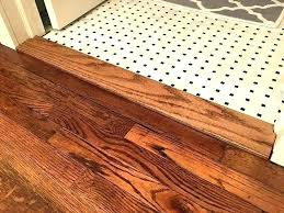 laminate flooring trims and edging wood floor trim carpet to transition quality door hardwood around fireplace