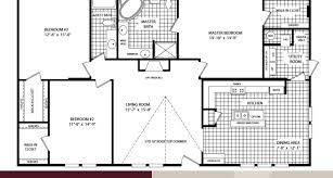 Large Bedroom Bath Double Wide Manufactured Home
