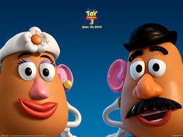mr and mrs potato head toys. Exellent Head Mr And Mrs Potato Head From Toy Story Intended Mr And Mrs Potato Head Toys T