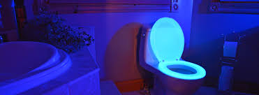 LIGHT UP YOUR LIFE, LIGHT UP YOUR TOILET!