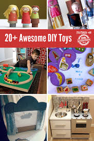 20 awesome diy toys