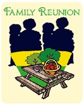 Printable Family Reunion Invitations Family Reunion Free Printable Invitations Templates
