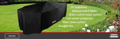black garden furniture covers. home garden furniture covers product image black u