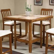 modern high kitchen table. Perfect Table The Tall Kitchen Table For Your Next Gathering Spot U2014 New Way Home Decor With Modern High