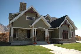 Home Exterior Decorative Accents Exteriors Craftsman Exterior Salt Lake City by JCD Custom 5
