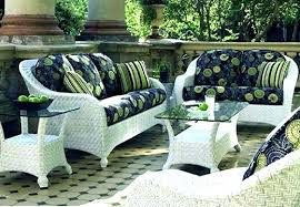 patio white wicker patio furniture image of clearance outdoor