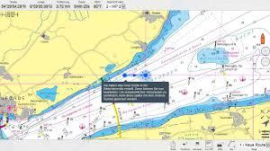 Nv Charts App Tutorial Routen Und Markierungen Editieren Nv Charts App