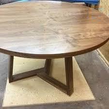 replica table bonaldo big table wood