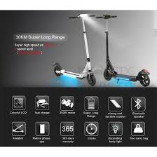 "8.5"" <b>Electric Scooter</b> with App and Bluetooth Speaker, 8.5"" Electric ..."