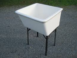 porcelain laundry sink. Delighful Sink Laundry Antique Vintage U0027Fordsu0027 Porcelain Utility Sink 1960u0027s  EBay  Sink And Laundry I