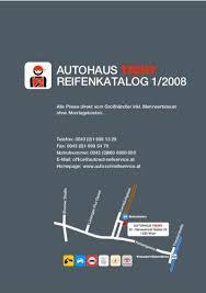 AUTOHAUS TICHY REIFENKATALOG 1/2008