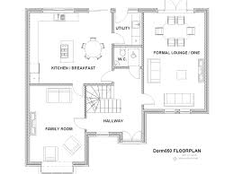 stunning 4 bedroom dormer bungalow plans 9 house ireland home design house amusing 4 bedroom dormer bungalow plans