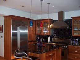 picturesque island kitchen modern. Remarkable Pendant Lights Over Island Kitchen Images With Colourful Shade And Counter Picturesque Modern