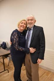 Maria Griffith with her Dad Pat at the... - Claregalway.info | Facebook