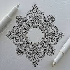 Small Picture Best 25 Mandala drawing ideas on Pinterest Mandala doodle